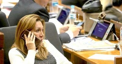 La Nación / Zulma Gómez rechaza juicio político a Abdo y exige la salida de corruptos