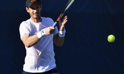 Andy Murray da positivo al Covid-19 y compromete su presencia en el Australian Open