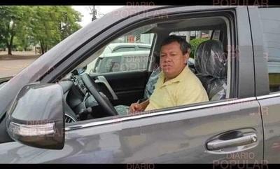 """Papá de Miguel Prieto, inte de CDE, presunta víctima de tentativa de asesinato por parte de supuesto """"sombrero"""""""