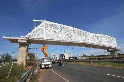Disponen intervención de la Dirección de Obras Públicas del MOPC, tras polémica por el 'Puente de la Cultura':