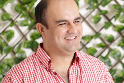 """Julio Balbuena: """"Me encuentro confiado en que seré el próximo intendente"""""""