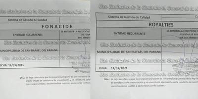 MUNICIPALIDAD DE SAN RAFAEL DEL PNÁ PRESENTÓ INFORME SOBRE RENDICIÓN DE CUENTAS