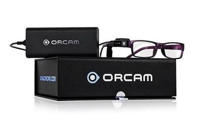 HOY / OrCam Read logra premio a Mejor Innovación en el marco del CES 2021