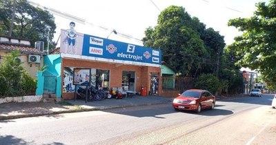 La Nación / Dos asaltos simultáneos se registraron esta tarde en Ñemby
