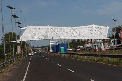 Separan del cargo a director de Obras del MOPC por «puente de Ñanduti»