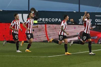 El Bilbao da la nota y medirá al Barcelona en la final