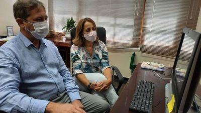 Vacunación contra covid-19 se iniciará este miércoles en Foz de Yguazú, anuncia prefeito