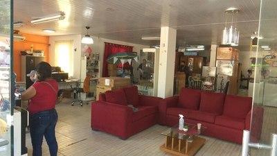 Otro asalto en Ñemby: robaron en una casa de electrodomésticos