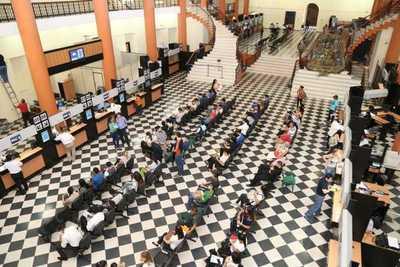 Tributación simula compras y detecta alta evasión en negocios de San Bernardino