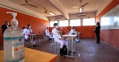 La Nación / Unicef sugiere reabrir escuelas en Latinoamérica, al menos parcialmente