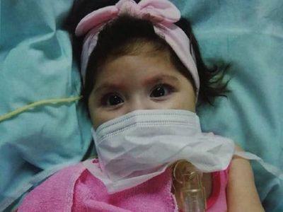 Caso Bianca: Salud autoriza el desembolso de G. 6.000 millones para la compra del medicamento