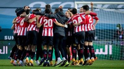 El Athletic Club elimina al Real Madrid de la Supercopa de España