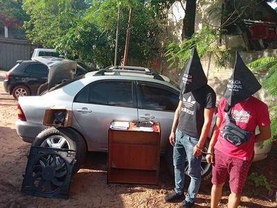 Policía detenido por un terrorífico esquema de extorsión y privación ilegítima de libertad