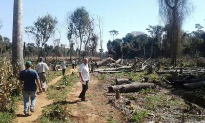 Plantean destinar 806 hectáreas   a familias de Marina Cué