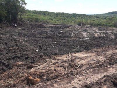 Alteración de arroyo Yukyry deja a los pobladores sin agua para beber