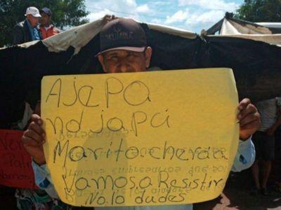 Promesa incumplida de Abdo crispa ambiente en Curuguaty