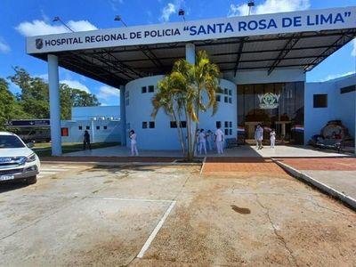 Hospital de Policía pasa a cargo de Salud ante oleada del Covid