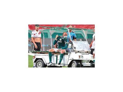 Gómez se recuperará días antes de la final