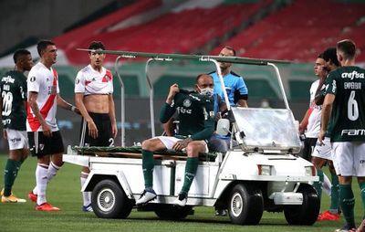 Palmeiras confía en la recuperación  de Gómez
