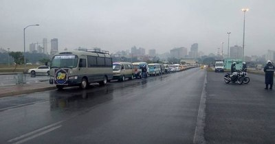 La Nación / Transportistas piden protocolo