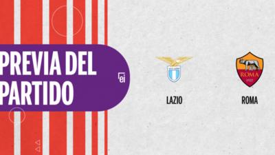 Lazio recibirá  a Roma por la Fecha 18