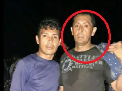 Liberan a docente secuestrado en Canindeyú