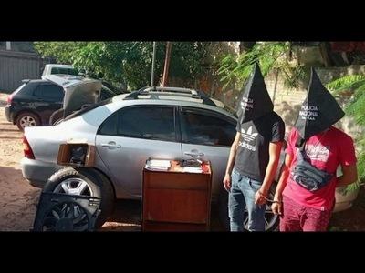 Cae policía por extorsión y retención: pidió G. 30 millones para no atribuir delito a víctima