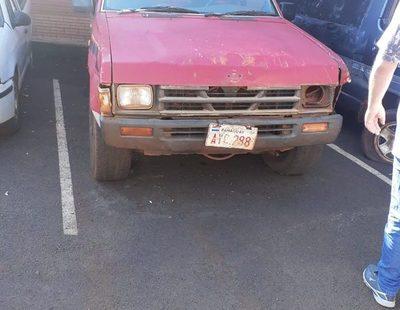 Incautan vehículos que iban a ser rematados en municipalidad de Santa Rita