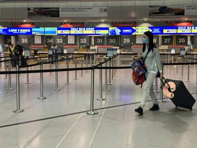 Covid: Reino Unido prohíbe llegadas desde Sudamérica por miedo a una variante brasileña