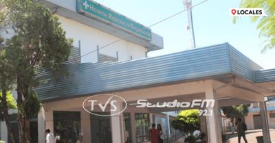 Hombre impaciente por turno médico rompió vidrio del Hospital Regional