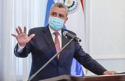 Desde el Ejecutivo descartan destitución de Villamayor y defienden preacuerdo