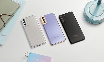 """Samsung presenta el Galaxy S21 con diseño """"icónico"""""""