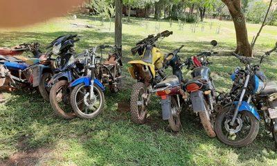 Allanan dos aguantaderos de motos robadas en el Km 42 de Yguazú – Diario TNPRESS