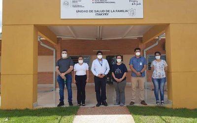 Autoridades sanitarias visitan puestos de Salud en Itakyry – Diario TNPRESS