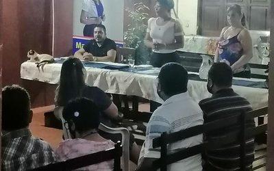 María Portillo ya está en carrera para su reelección en la Junta – Diario TNPRESS