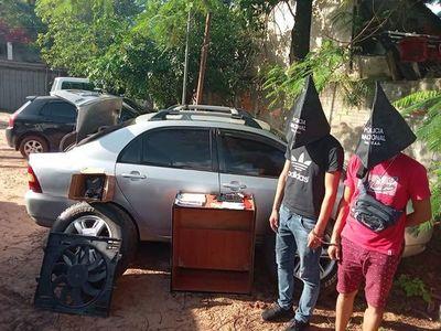 POLICÍA FUE DETENIDO POR UN GRAVE CASO DE EXTORISIÓN