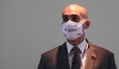 """Julio Mazzoleni: """"Estamos en el peor momento de la pandemia en Paraguay"""""""
