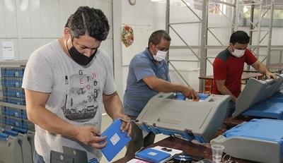 Verifican 3.000 máquinas de votación de cara a las elecciones internas