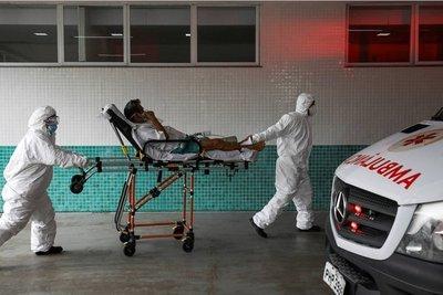 Brasil: Manaos sin oxígeno y con una ola de fallecidos · Radio Monumental 1080 AM