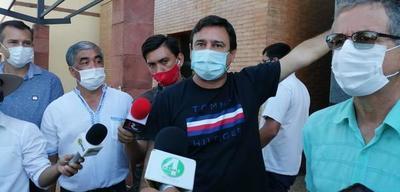 Buzarquis denuncia persecución judicial – Prensa 5