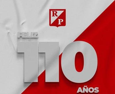 River Plate celebra su aniversario 110