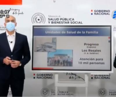 Mazzoleni: ''Test PCR es obligatorio para ingresar al país''