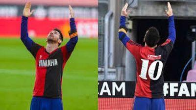 Confirmada la sanción a Messi por su homenaje a Maradona