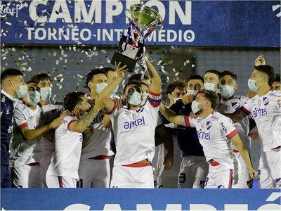 Nacional es el campeón uruguayo