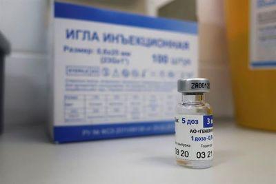 La vacuna rusa Sputnik V fue registrada en Paraguay