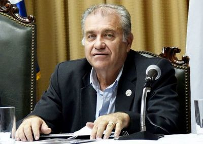 Ramón González Daher esta en Terapia Intensiva por complicaciones de COVID