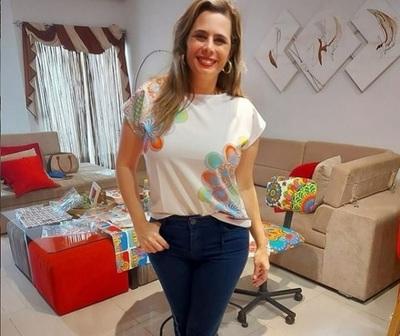 Kattya González volvió a cuestionar al diputado Soroka en Teleshow