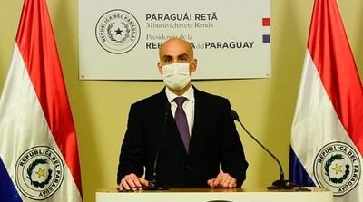 Mazzoleni lamenta el retraso del mecanismo Covax