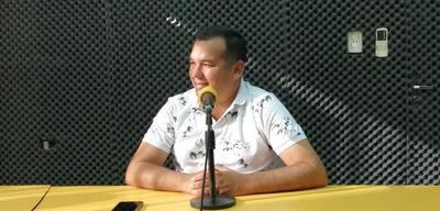 "Elio Giménez; ""Vamos a buscar el desarrollo para Carayaó"" – Prensa 5"