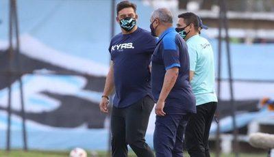 Los 10 entrenadores del fútbol paraguayo y sus números